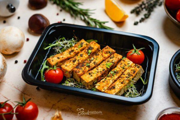 Tofu dobozban