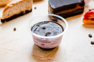 Vegan Csoki-Málna Brownie