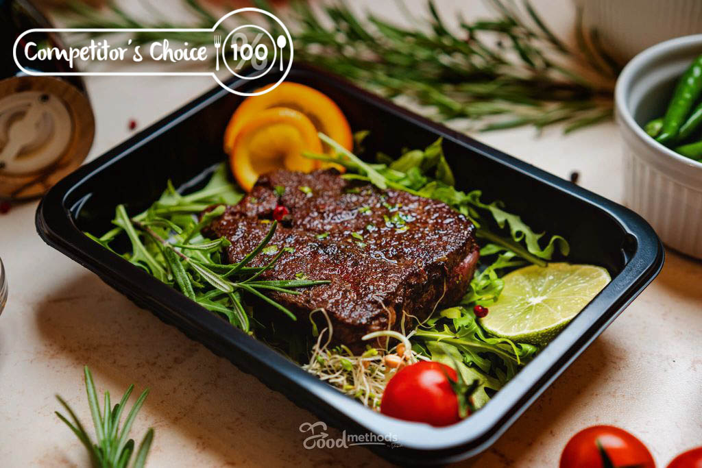 Bélszín steak dobozban