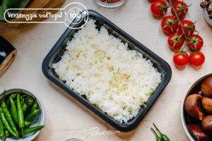 Versenyzői Jázmin rizs dobozban