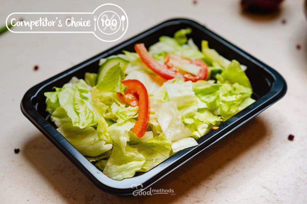 Versenyzői Vegyes saláta dobozban